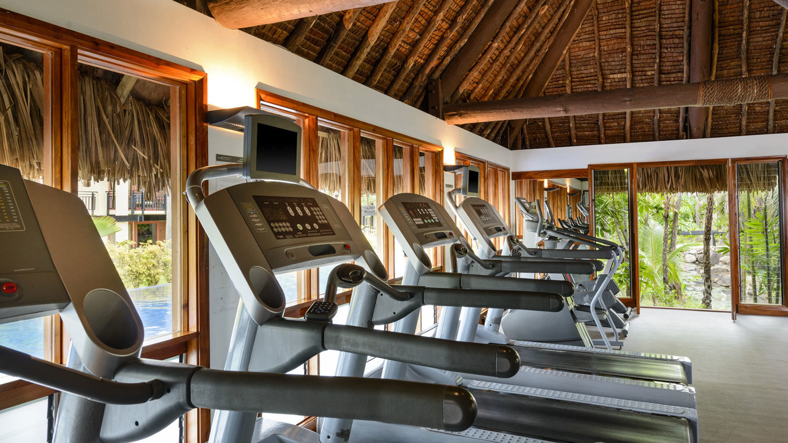 Fitness Centre at Heavenly Spa by Westin